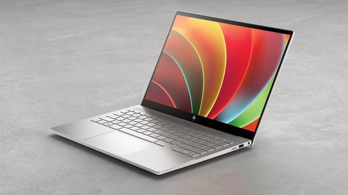 CES 2021: HP ENVY 14 Refreshed