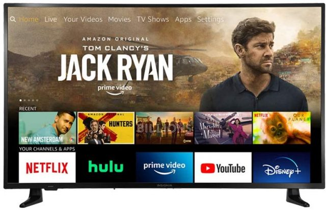 ET Deals: Insignia 70-Inch 4K Fire TV for $549, Samsung Galaxy Buds for $49