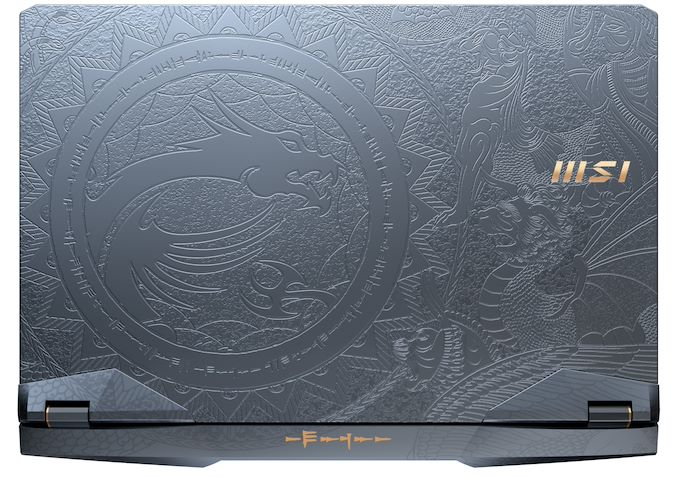 MSI Announces GE76 Raider 17-inch Gaming Laptops, Dragon Tiamat Design