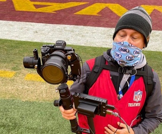 FOX Sports bringing popular camera tech to NFL Playoffs, kicking off with game in Seattle