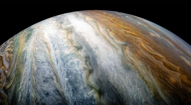 NASA Extends Jupiter and Mars Missions