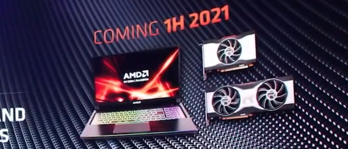 AMD to Launch Mid-Range RDNA 2 Desktop Graphics in First Half 2021