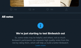 Birdwatch is Twitter's new community-based truth checker