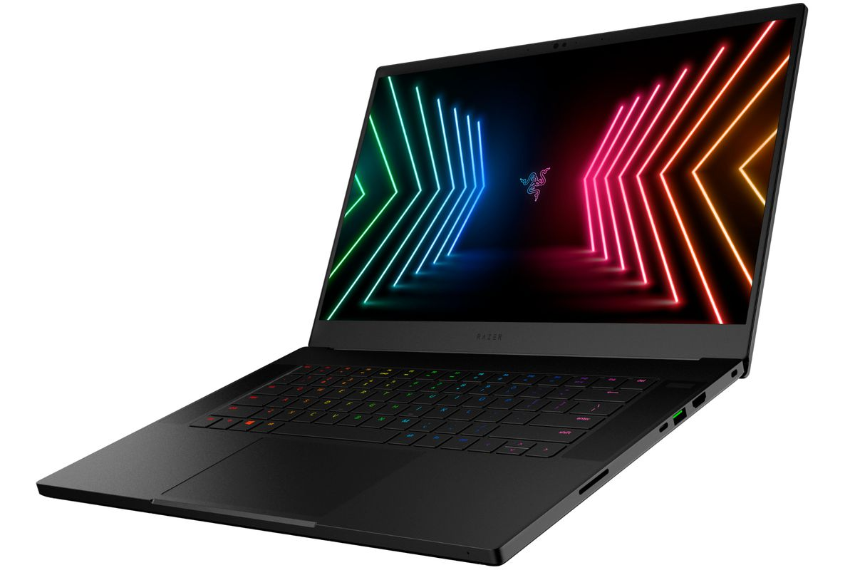 Razer's 2021 Blade laptops are getting better displays and graphics