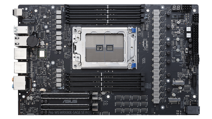 A Motherboard for AMD Threadripper Professional