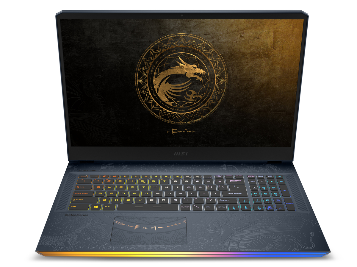 MSI's powerful, portable gaming laptops go all-in on GeForce RTX 30-series