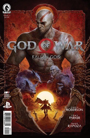 New God Of War Comic Explores What Happened To Kratos Following The Original Trilogy