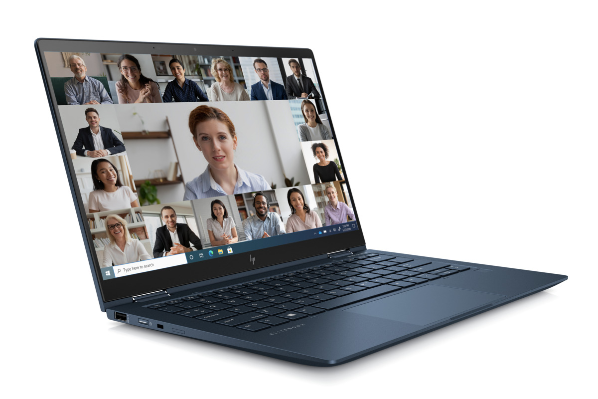HP makes two cool corporate laptops: the Elite Dragonfly G2 and Dragonfly Max