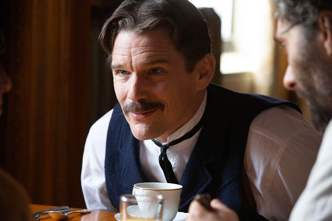 Ethan Hawke reportedly joins cast of Marvel's Moon Knight series