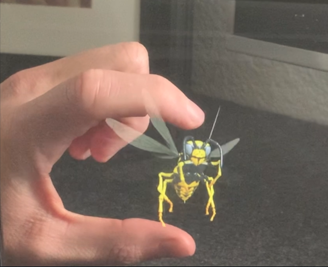 Holograms for your phone: How second screens could share 3D AR in 2021
