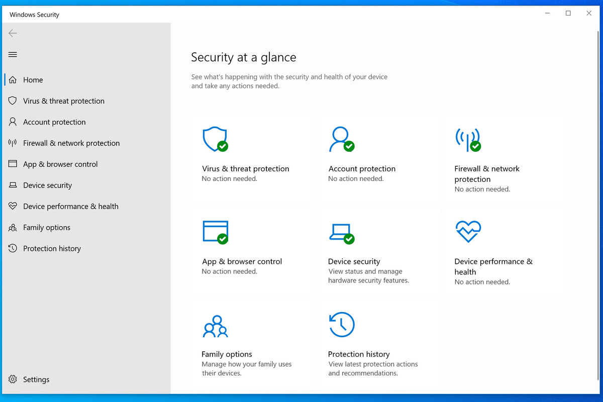 Windows Security in Windows 10: Everything you need to know