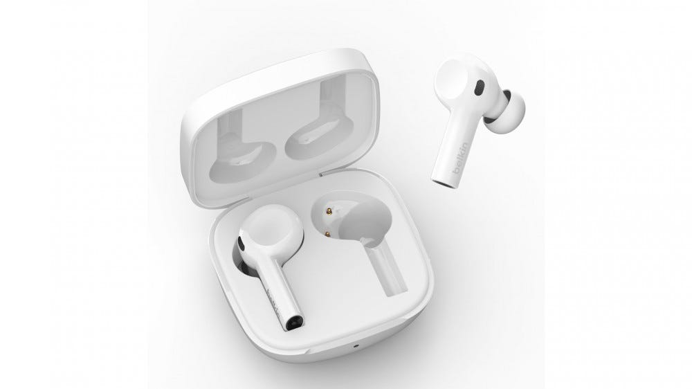 Belkin Unveils Wireless Earbuds with Apple's 'Find My' Technology – Review Geek