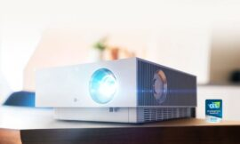 LG's New 4k CineBeam Projector Automatically Adjusts for Dark and Bright Rooms – Review Geek
