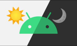 How to Turn on Dark Mode at Sunset on Android
