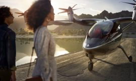 United Airlines orders 200 vertical-takeoff electric airplanes