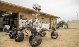 NASA's Mars Perseverance rover lands safely on the Red Planet