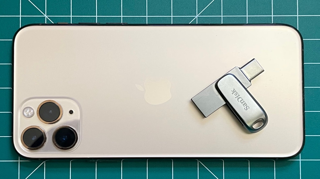 Review: SanDisk Ultra Dual Drive Luxe USB-C Flash Drive is a stylish way to offload iPad Pro files