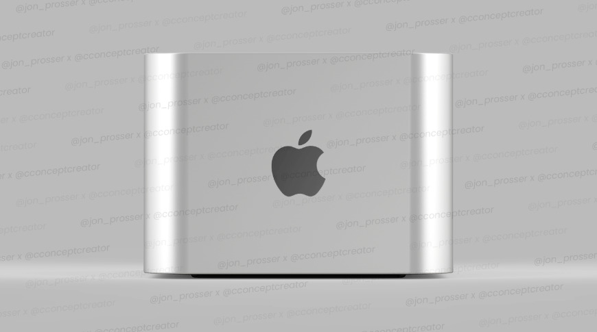 Smaller Mac Pro, 2021 iMac redesign with color options shown off by prolific leaker