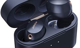 Mpow X6 Wireless Earbuds, Hybrid Active Noise Cancelling Earphones w/Transparent Mode, Bluetooth 5.1 Earbuds w/Low Latency Mode, in-Ear Wearing Detection/Wireless & USB-C Charge/30 Hrs/Touch Control