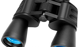 20×50 Full Size Binoculars for Adults – Powerful HD Binoculars for Bird Watching,Hunting, Wildlife and Concert,Waterproof Fogproof-BAK4 Prism FMC Lens-with Case and Strap (20X50)