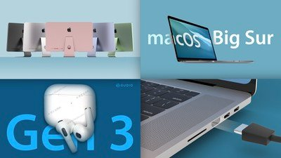Top Stories: MacBook Pro, iMac, and AirPods Rumors, macOS 11.2.2, MagSafe Wallet Revisited