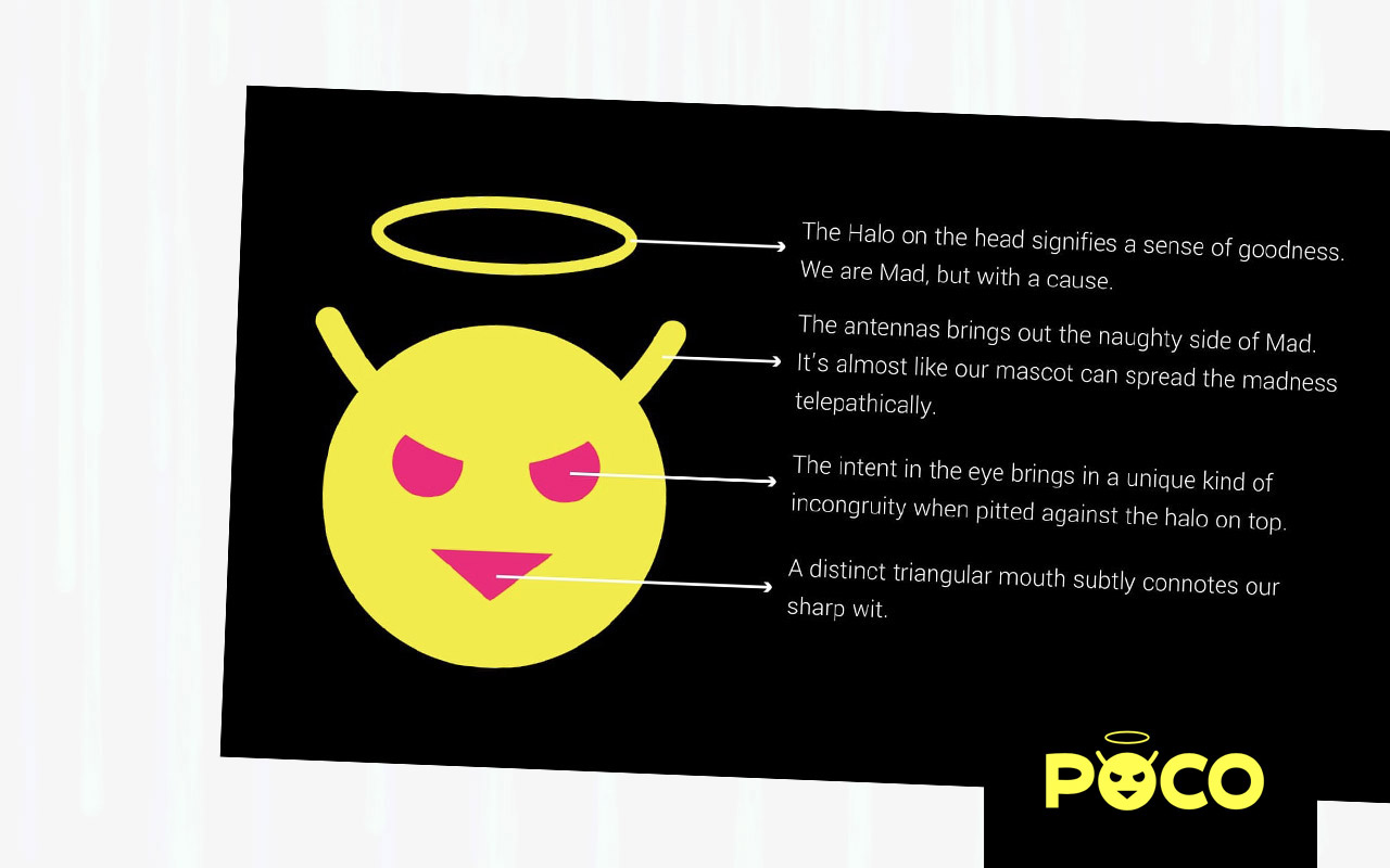 POCO reveals new devil/angel logo for future phones