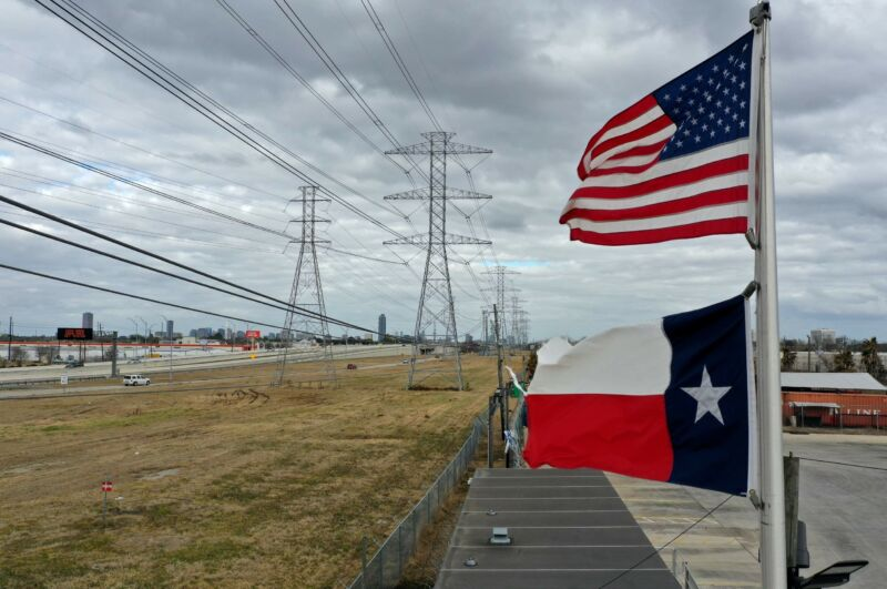 Texas woman sues Griddy after being charged $9,546 for 19 days of power