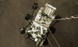 NASA Perseverance rover: See 'first of its kind' footage from Mars descent on Monday