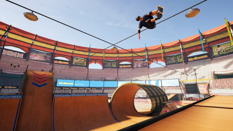 Tony Hawk's Pro Skater 1 + 2 Coming To PS5, Xbox Series X, And Switch