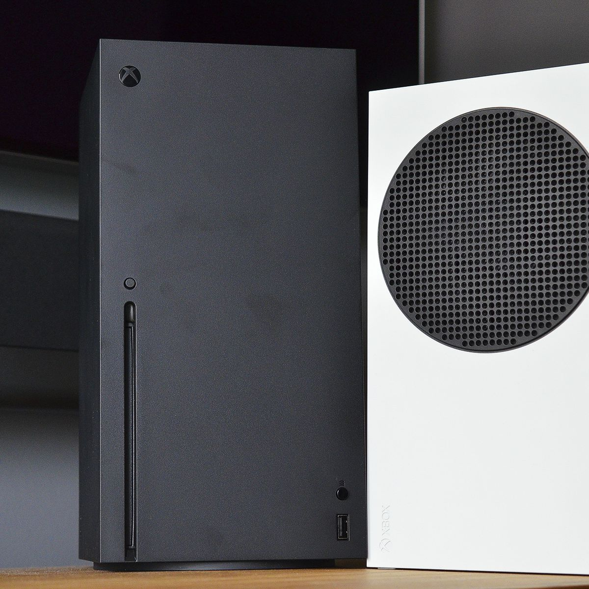 The Xbox Series X and S are available at GameStop