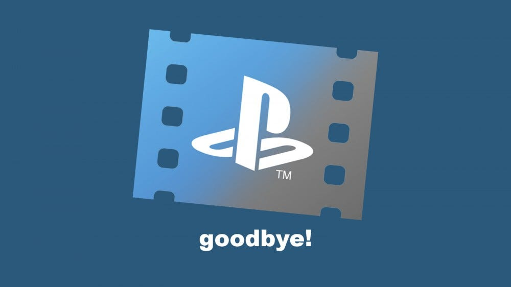 PlayStation Store to Stop Selling and Renting Videos On August 31st – Review Geek