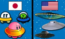 Why do Japanese UFOs look so different? 🛸