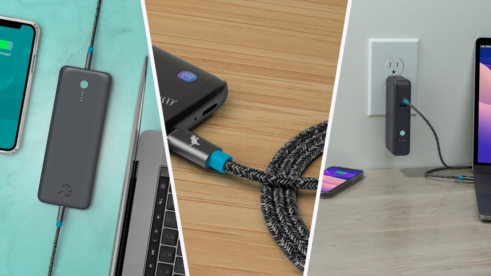 Read more about the article Nimble's Latest Eco-Friendly Chargers are Faster, Smaller, and More Colorful – Review Geek