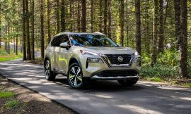 Nissan to outfit the 2021 Rogue with a turbocharged 3-cylinder engine