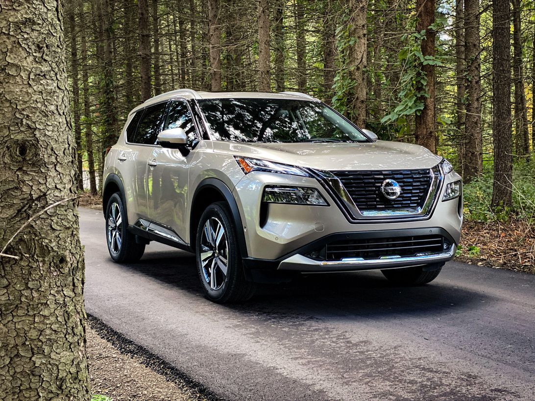 Nissan to offer retrofits on 2021 Rogue models with two-star crash ratings