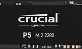 Crucial P5 1TB 3D NAND NVMe Internal SSD, up to 3400MB/s – CT1000P5SSD8