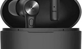 Bluetooth 5.0 Wireless Earbuds, Bluedio Hi(Hurricane) TWS Wireless Earbud Headphones in-Ear Earphones with Charging Case, Mini Car Headset Built-in Mic for Cell Phone/Running/Android, 5Hrs Playtime