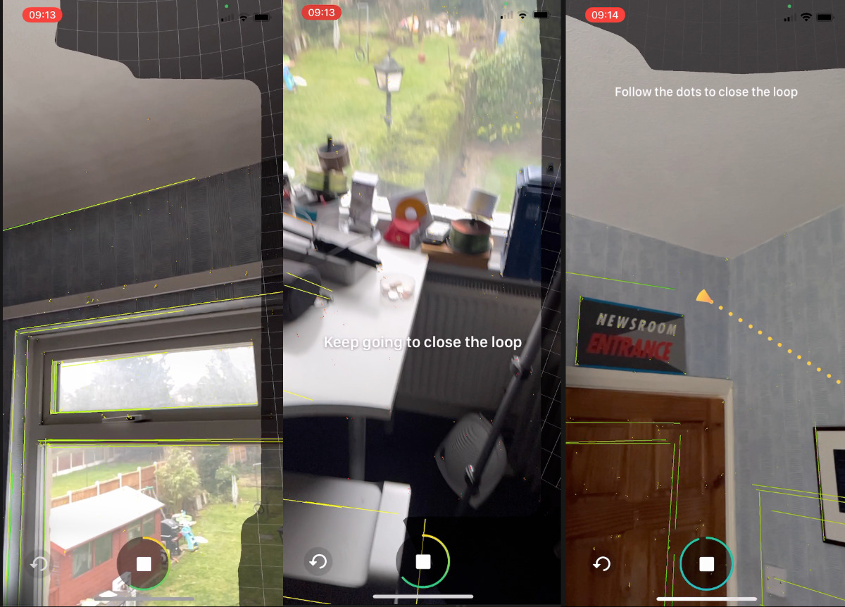 How to use the LiDAR scanner in iPhone 12 Pro