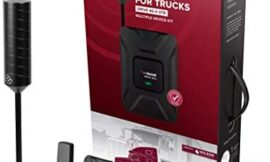weBoost Drive 4G-X OTR (470210) Truck Cell Phone Signal Booster | U.S. Company | All U.S. Carriers – Verizon, AT&T, T-Mobile, Sprint & More | FCC Approved