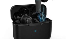 ANC Wireless Earbuds -35dB,Game True Wireless Earbuds 50ms Bluetooth 5.1 Noise Cancelling with Microphone,Tonstep TWS Bluetooth Earphones,HIFI Stereo Bass,Touch Control 35H with Charging Case,Earphone