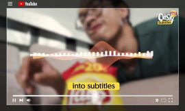 Lay's Browser Extension Turns on YouTube Captions When It Hears You Eating Chips – Review Geek