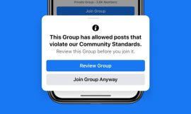 Facebook will crack down on groups that break its rules repeatedly