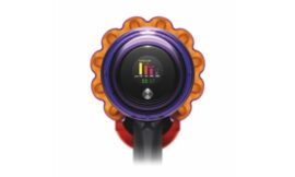 Dyson's V15 Detect vacuum hunts dust with a laser