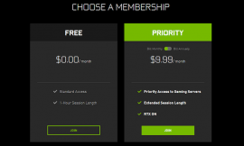 NVIDIA Raises GeForce NOW Paid Subscription Plans to $10 Per Month, $100 Per Year