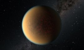 Researchers think a planet lost its original atmosphere, built a new one