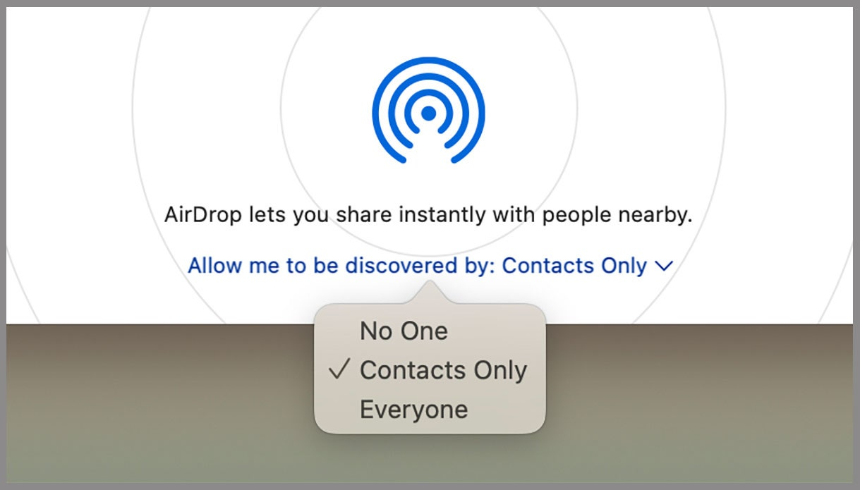 How to Keep Strangers From Sending You Files Over Nearby Share and AirDrop