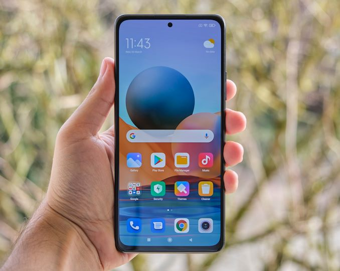 Xiaomi Announces Redmi Note 10 Series: Pro Hands-On at $279