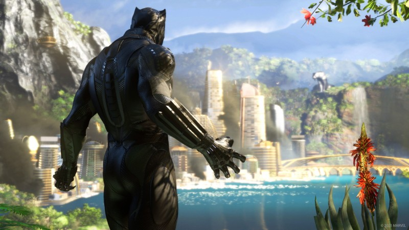 Marvel's Avengers Announces Black Panther Expansion For Later This Year