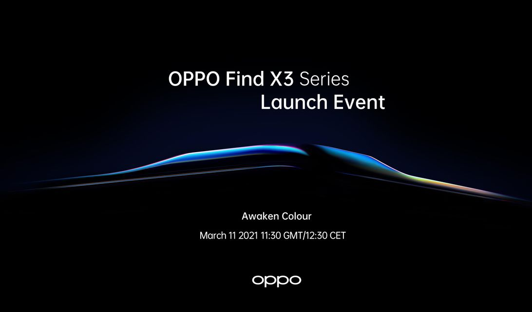 Oppo to launch the Find X3 Pro on March 11