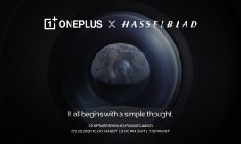 The OnePlus 9 with Hasselblad cameras will debut at Mar. 23 event